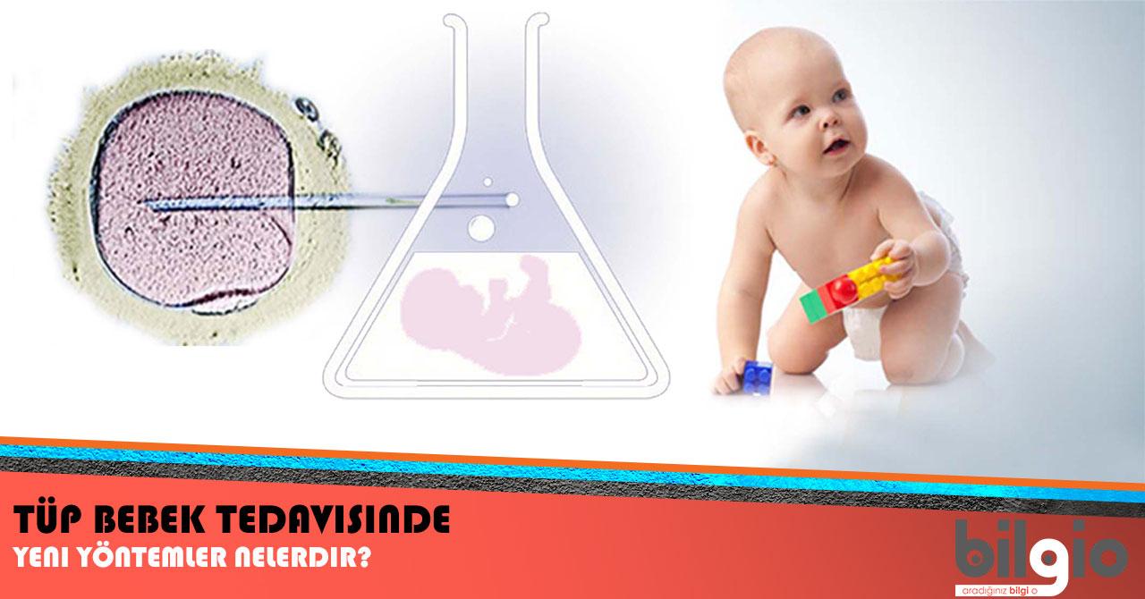 Tüp Bebek Tedavisinde Kullanılan En Yeni Yöntemler