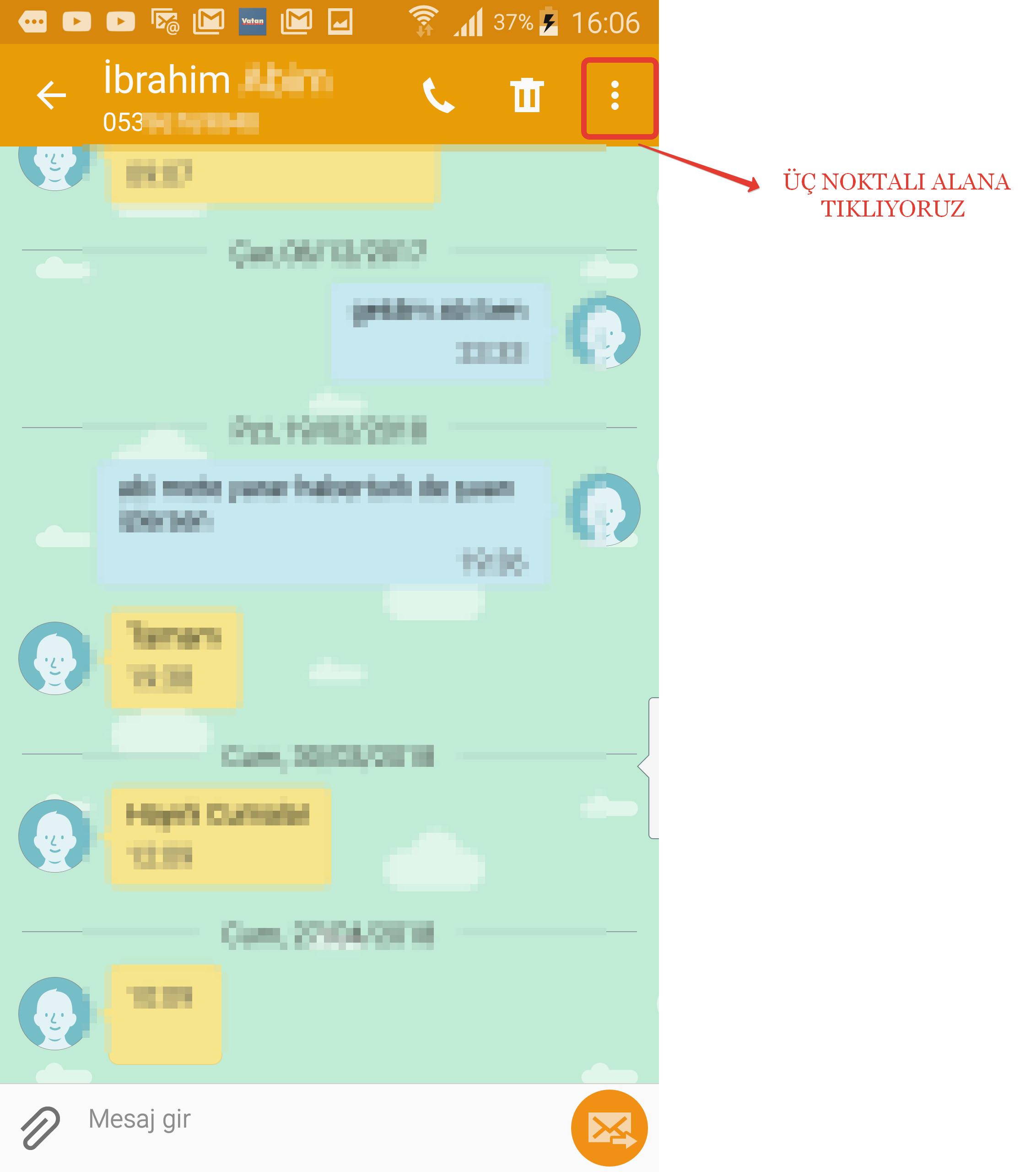 E-Devlet Üzerinden İstenmeyen SMS Şikayet Başvurusu