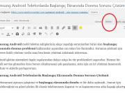 wordpress sayfa içi link verme