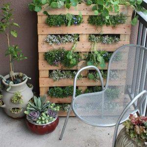 Küçük balkonlar için aksesuar önerileri