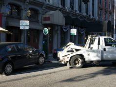 Çekme belgeli araç trafikte yakalanırsa
