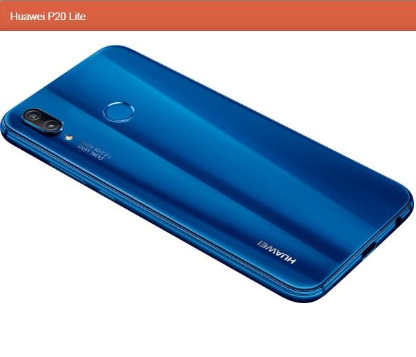 Huawei p20 lite otg desteği var mı