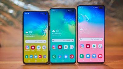 Samsung Galaxy A20 Ekran Değişimi