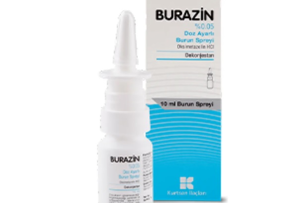 burazin sprey