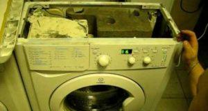 indesit çamaşır makinesi