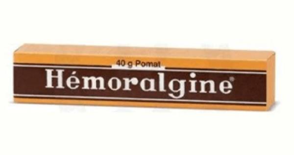 Hemoralgine pomat