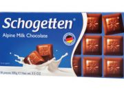 Schogetten çikolata içinde domuz yağı var mı